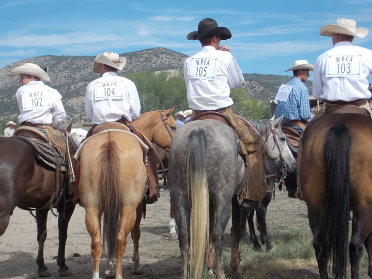 Ranch Rodeo Weekend Double Header July 12 13 2013