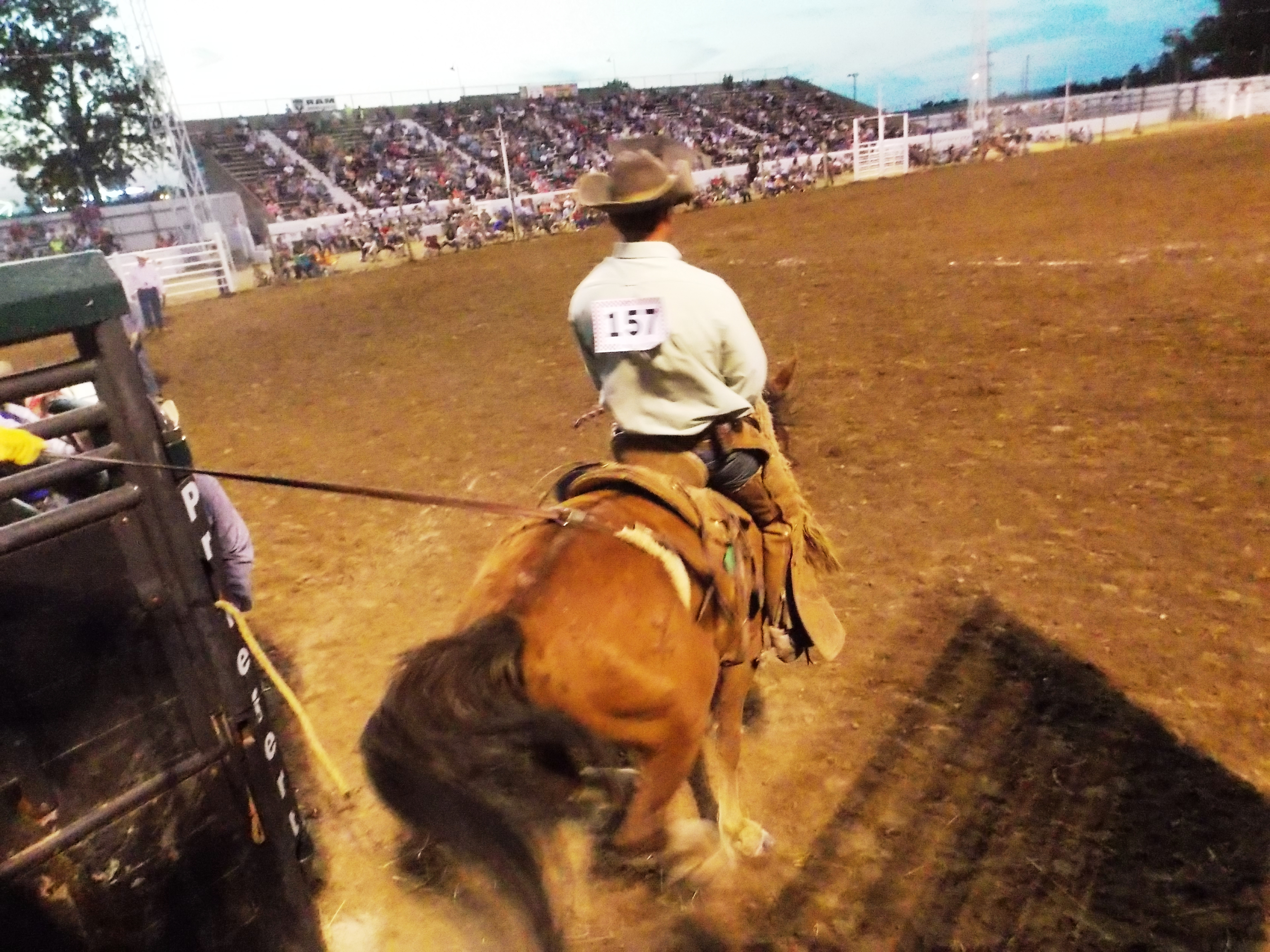 Coffeyville Interstate Fair And Rodeo Ranch Rodeo Results