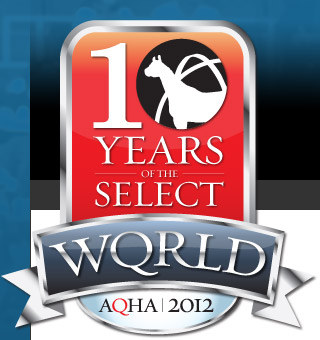 AQHA Select World Championship Show