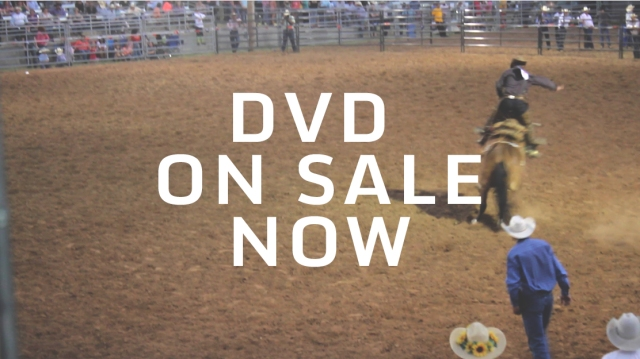 2013 Championship Ranch Bronc Riding DVD On Sale Now